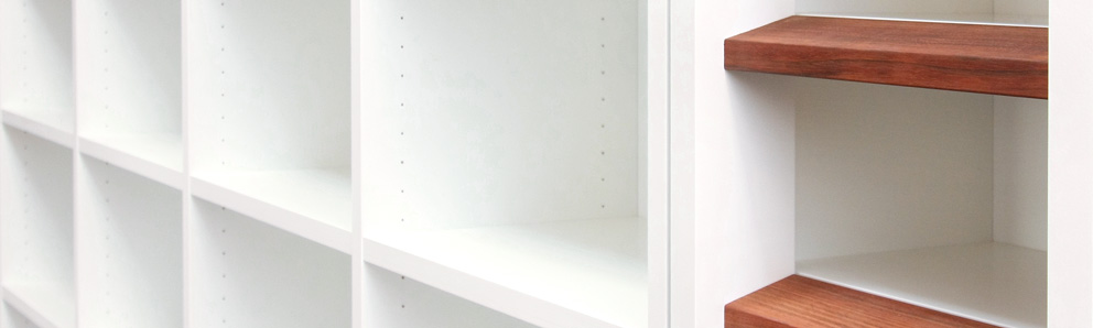 C 4 bookshelve - private residence, Frankfurt am Main