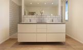 WH16 Waschtischanlage - Privatwohnung, Frankfurt