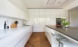 K 32 Kücheneinrichtung - Privathaus, Frankfurt