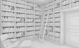 SB 8 Bibliothek - Privathaus, Bad Nauheim